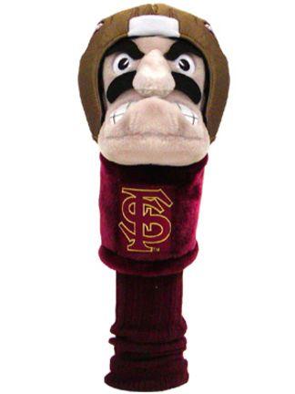 Florida State Seminoles Mascot Golf Club Headcover: This NCAA Florida State Seminoles mascot… #SportingGoods #SportsJerseys #SportsEquipment