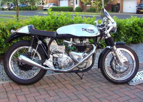 Triton (Triumph, Norton) For Sale (1960)