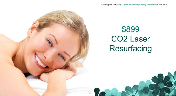 CO2 Laser Resurfacing is only $899 this March at AH Laser Aesthetics!