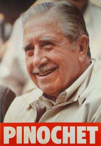 Pinochet. Campaña del SI, plebiscito de 1988 (Fuente: http://econtent.unm.edu/cdm/singleitem/collection/LAPolPoster/id/3905/rec/260)