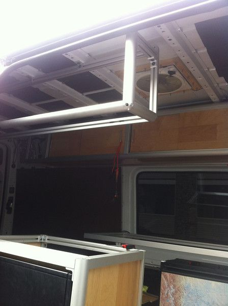 218 Best Images About Sprinter Conversion On Pinterest Portal 4x4 And Sprinter Van