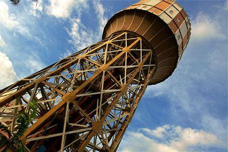 Menara Air Tirtanadi Sumatera Utara