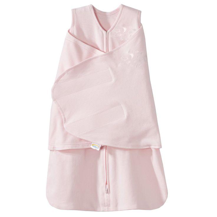 HALO SleepSack Swaddle, Pink