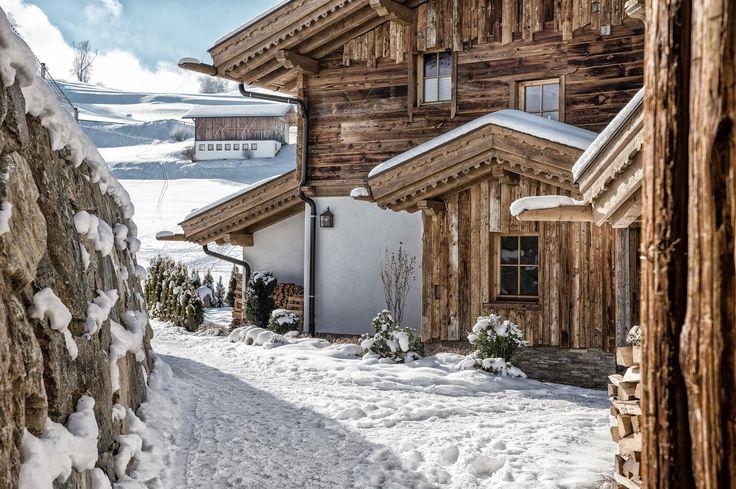 Bildergalerie - Chalets Tirol & Hüttendorf - Herzlich ...