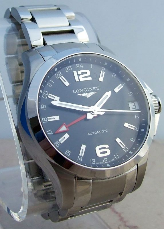 Longines Conquest GMT Watch Review