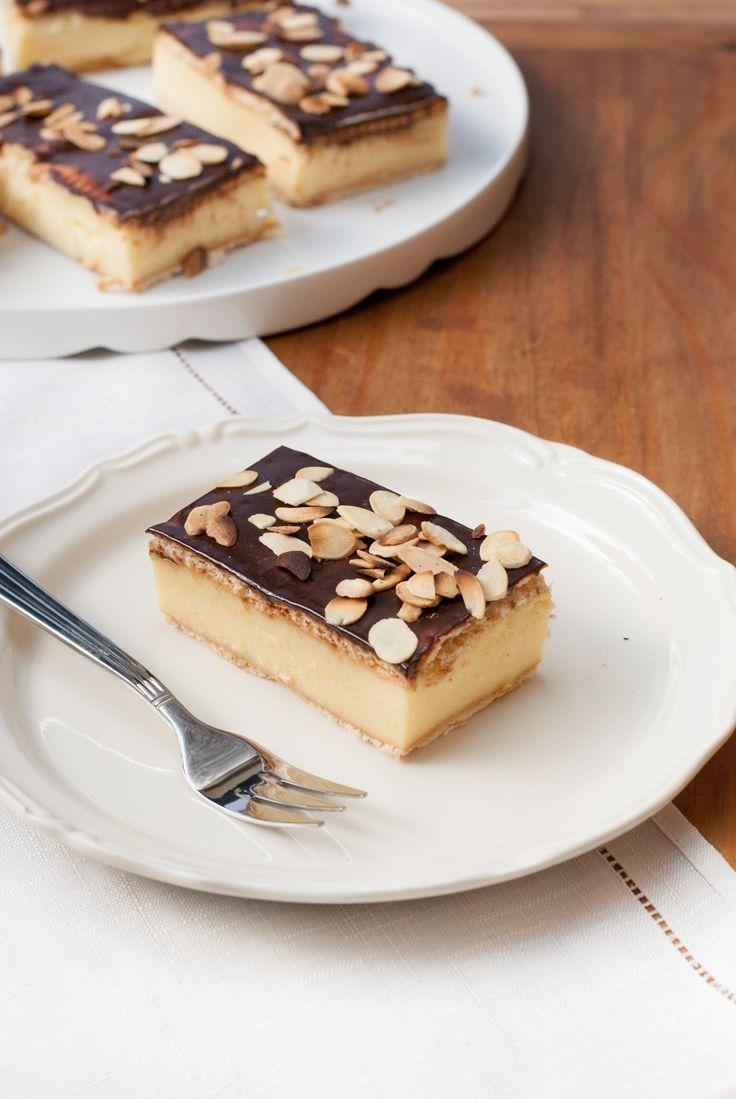 Szybka Napoleonka Custard Cake
