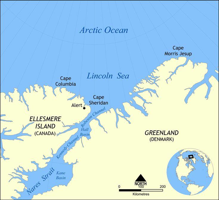 geography of nunavut mcgill