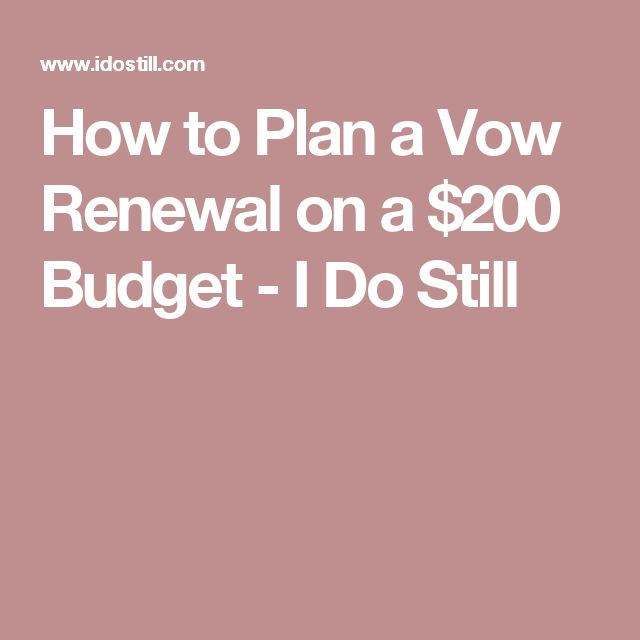 10 best images about parents 30th year vow renewal on pinterest how to plan a vow renewal on a 200 budget i do still solutioingenieria Image collections