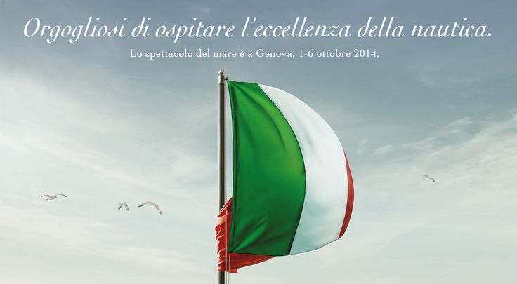Save the date: Genova Boat Show, 1-6 October 2014