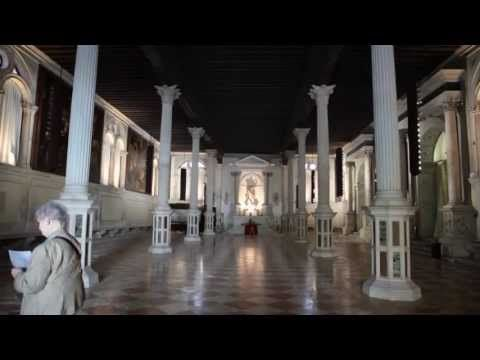#OSRAM ART LIGHT LAB: nuova luce per la Scuola Grande di San Rocco a #Venezia