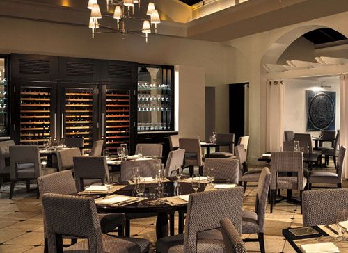 Custom Refrigerated Wine Cabinets And Non Conditioned Stemware Cabinets For  Ritz Carlton Bluewater Restaurant.