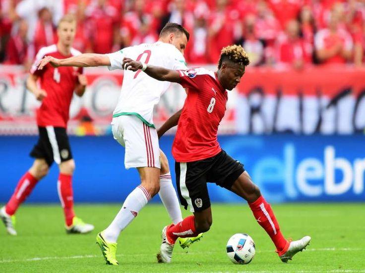 Eurocopa Francia 2016: Hungría sorprende y derrota a Austria en el denominado clásico europeo, anotaron Szalai y Stieber para ser lideres del Grupo F