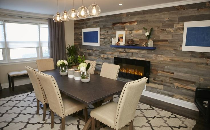 @stikwooddesign dining room featuring on the @propertybros!