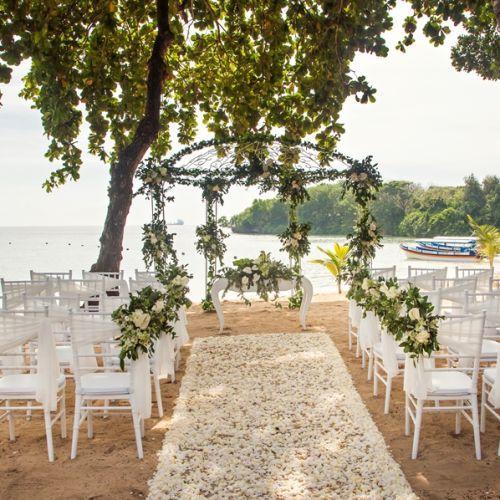 Foto gedung pernikahan oleh Meliá Bali Indonesia