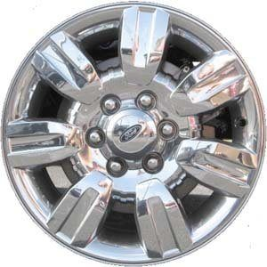 Ford F150 Factory Rims For Sale >> 18 Inch 2009 2010 2011 2012 2013 2014 Ford F150 Truck Factory Original OEM Chrome Clad Alloy ...
