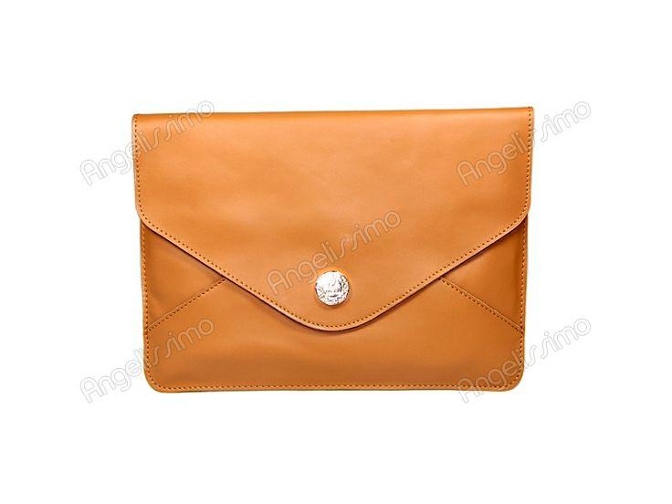 Клатч - конверт пудра