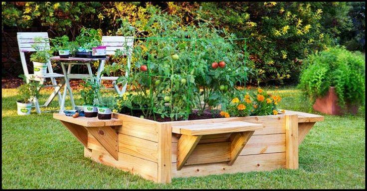 DIY Garden Bed Ideas - The Idea Room