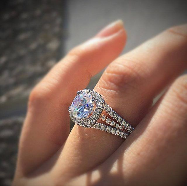 The Most Beautiful Halo Engagement Rings Unlike Any Others You Ve Seen Before Beautiful Engagement Rings Halo Wedding Rings Halo Beautiful Engagement Rings