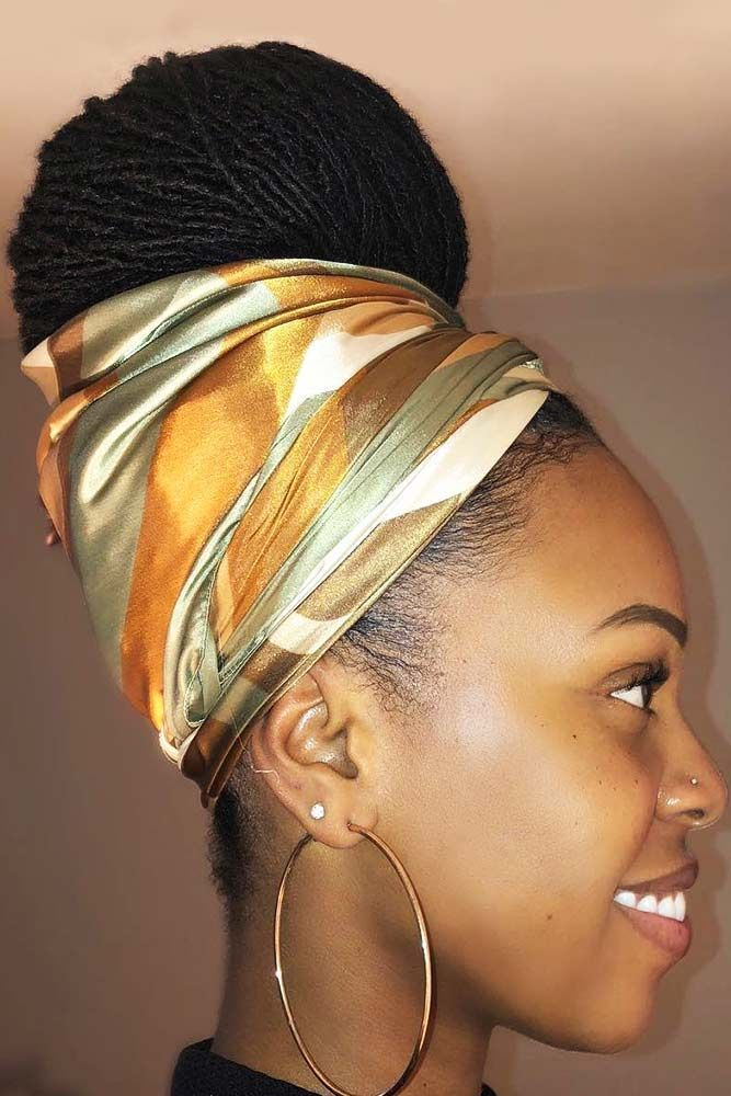 24 Fabulous Ideas To Rock Micro Braids And Look Different  #braids #Fabulous #Ideas #Micro #R…   – Hair Bandana Outfit