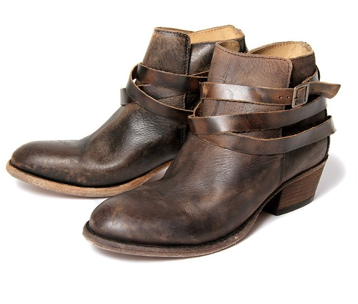 Horrigan Sepia (£150.00) - One of Hudsons most successful ladies ankle boots, and now in a great new range of colours for SS14. A split in t...