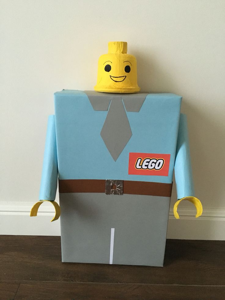 LEGO poppetje surprise