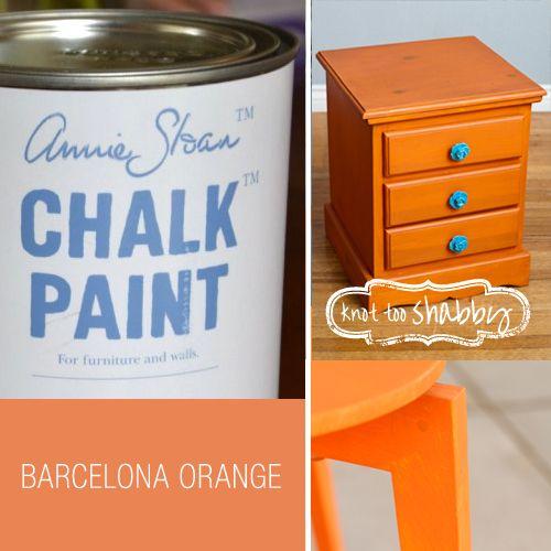 barcelona orange paint - Google Search