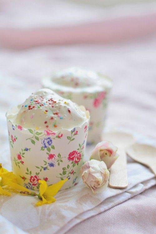 Egyszerű vaníliafagylalt