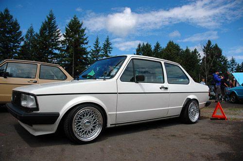 mk1 jetta coupe.