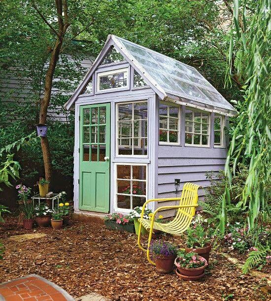 1000+ Images About Greenhouses & Garden Sheds On Pinterest