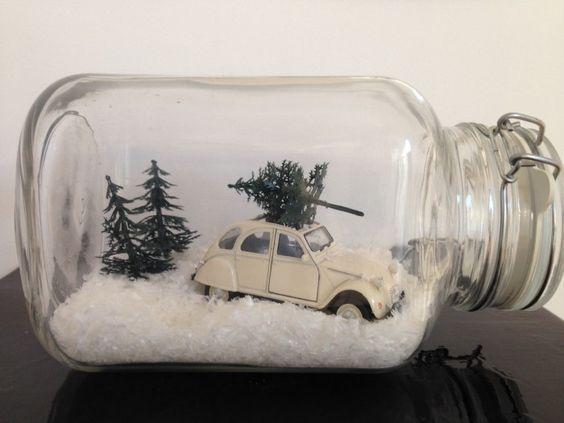 De Volkswagen speelgoed busjes zijn niet aan te slepen!! Waarom?? Bekijk hier 9 zelfmaakideetjes voor deze winter... - Zelfmaak ideetjes