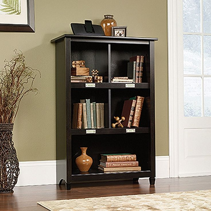 Edge Water Bookcase Estate Black * D by Sauder Woodworking is now available at American Furniture Warehouse. Shop our great selection and save!