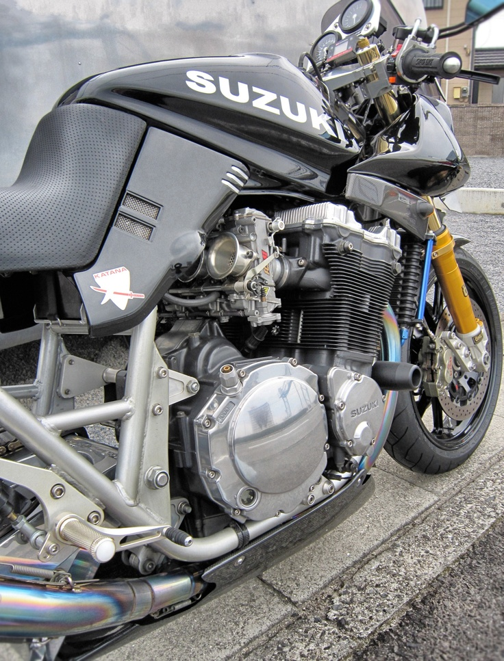 SUZUKI GSX1100S KATANA - repined by http://www.motorcyclehouse.com/ #MotorcycleHouse