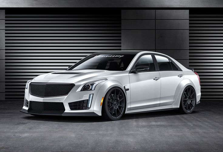 Hennessey Performance HPE1000 #Cadillac CTS-V