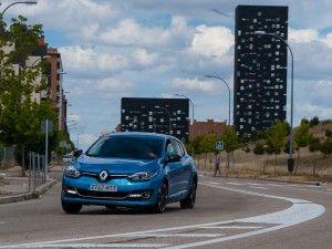 Renault Megane Berlina