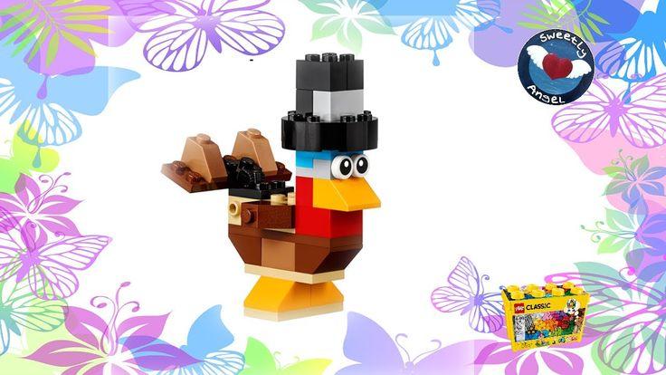 LEGO Classic 10698 - Erntedankfest / Thanksgiving - Bauanleitung / instr...