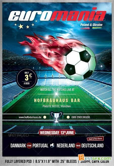 7 best soccer images on Pinterest Football posters, Soccer - soccer flyer template