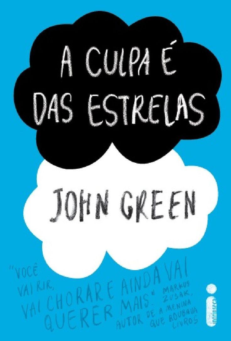 A culpa está nas estrelas ~ John Green   – Livros <3
