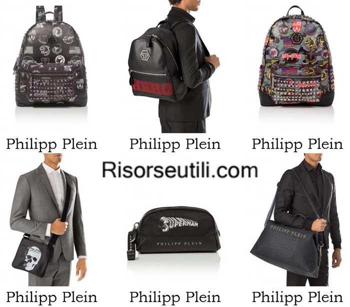 Bags Philipp Plein fall winter 2016 2017 for men