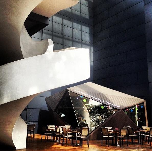 Coffee Bean & Tea Leaf, Ronac Art Center, Manila