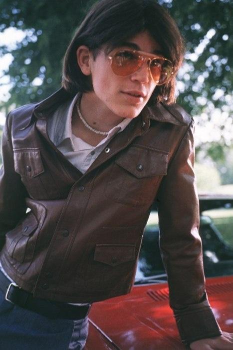 "Josh Hartnett in 70s inspired ""Virgin Suicides"" by Sophia Coppola"