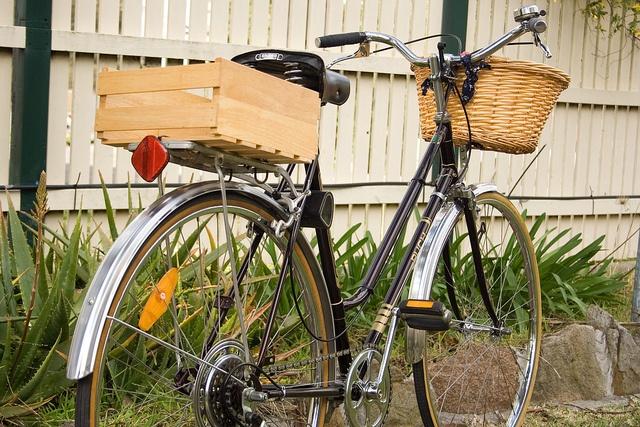 bike art rear by Delightful Cycles, via FlickrArt Rear, Bike Art, Bikes Art