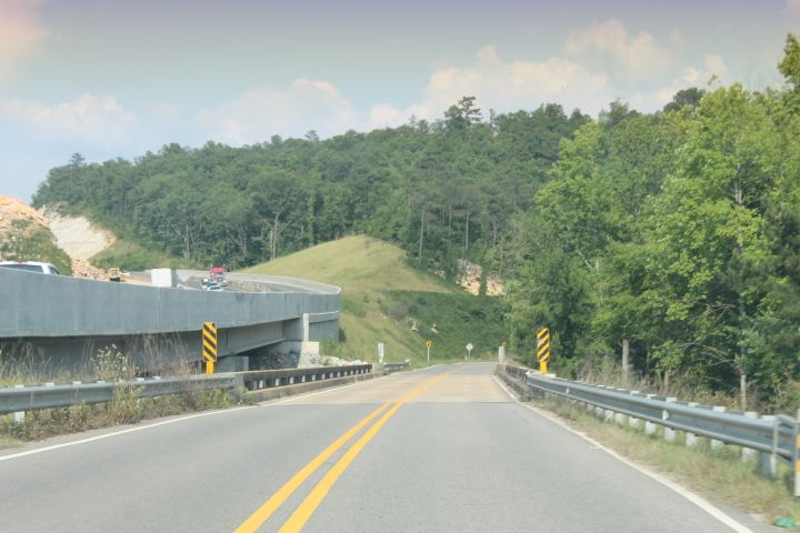 US 78 in St. Clair County: Interst 20, Lights Travel, Lights Pixel, Traffic Lights