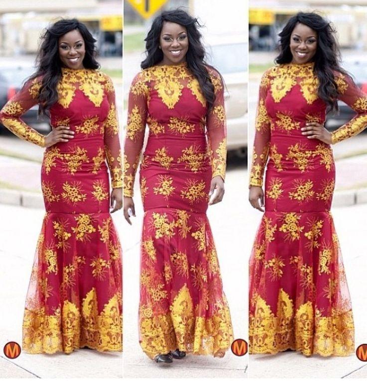 Best Naija Weddings Images On Pinterest African Style