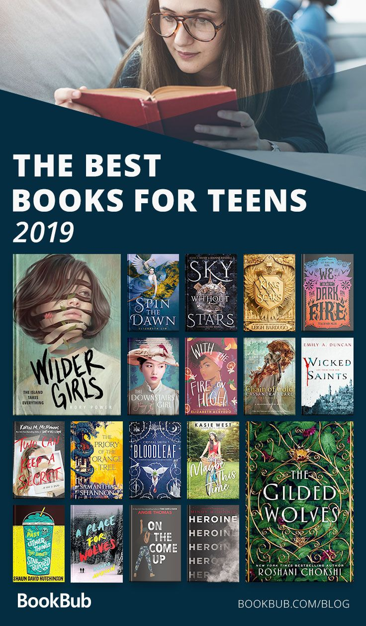 Best Teen Books 2019 19 of Best Teen Books to Read in 2019 in 2019 | Books for Teens