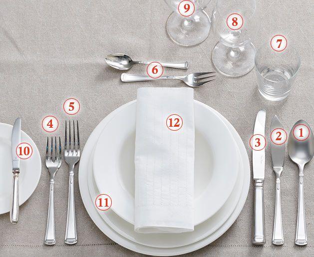 25+ einzigartige Tisch eindecken Ideen auf Pinterest Gatsby - tisch decken mit modernem besteck