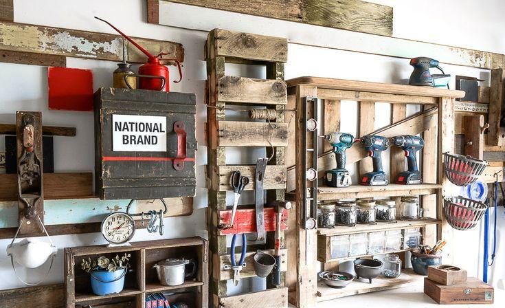 Незамысловатые, но практичные самодельные станки для домашней мастерской