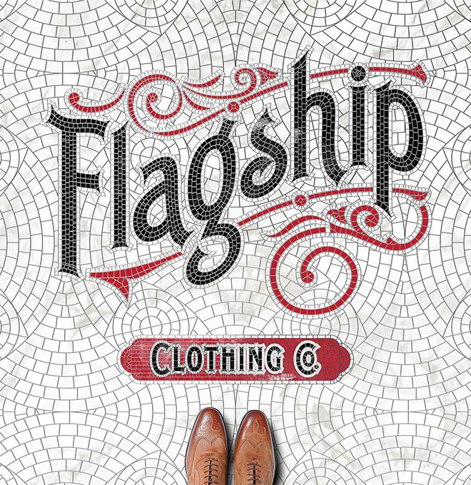 Flagship Clothing Co. by Curtis Shay