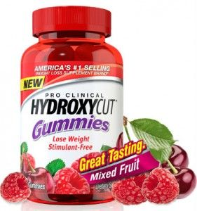 Free Sample Hydroxycut Weight Loss Gummies