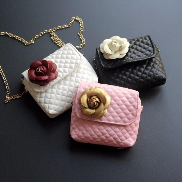 Offer Today $7.39, Buy The new Lovely Stereoscopic Flowers Plush Messenger Bag Princess Package For Baby Girls Children Kindergarten Handbag Gifi
