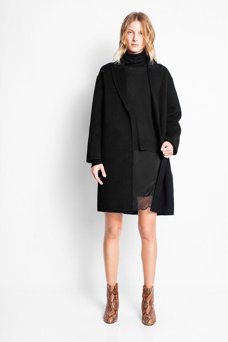 Exceptionnel Plus de 25 idées adorables dans la catégorie Manteau femme zadig  EP39